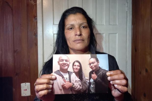 """Mutirão de DNA identificou oito desaparecidos no RS: """"Alívio e tristeza"""", diz filho que encontrou corpo do pai Maria Gabrielli Rodrigues da Rosa / Arquivo Pessoal/Arquivo Pessoal"""