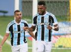 Luciano Périco: o único caminho que resta para o Grêmio escapar do inferno GIL GOMES / AGIF - AGÊNCIA DE FOTOGRAFIA/ESTADÃO CONTEÚDO/AGIF - AGÊNCIA DE FOTOGRAFIA/ESTADÃO CONTEÚDO