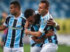 Guerrinha: mais animado, Grêmio segue na obrigação de vencer LUCAS UEBEL / Grêmio FBPA/Divulgação/Grêmio FBPA/Divulgação