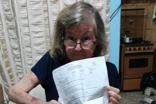 Há quatro meses, aposentada aguarda por cirurgia no quadril Arquivo Pessoal / Arquivo Pessoal/Arquivo Pessoal