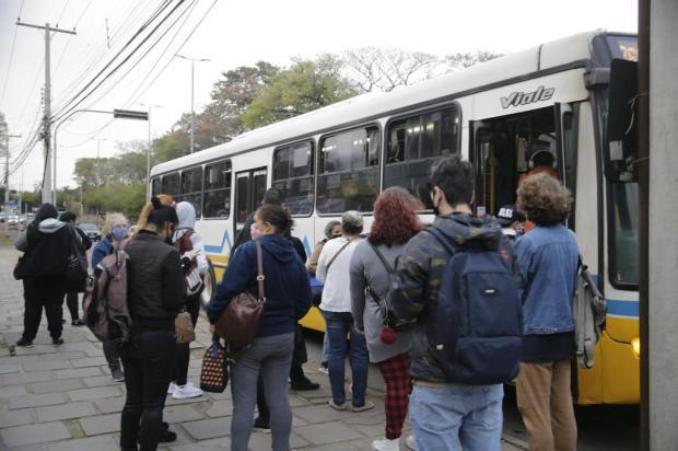 Após sinalização do prefeito, rodoviários da Carris decidem retomar atividades Ronaldo Bernardi / Agencia RBS/Agencia RBS