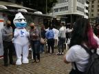 Porto Alegre mantém vacinação para pessoas com 18 anos ou mais nesta terça Félix Zucco / Agencia RBS/Agencia RBS