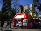 Porto Alegre realiza Rolê da Vacina no Centro Histórico nesta sexta-feira Félix Zucco / Agencia RBS/Agencia RBS