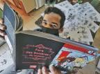 """Adolescente autista lança livro em Gravataí: """"Quero ser professor de História"""" Lauro Alves / Agencia RBS/Agencia RBS"""