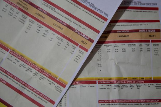 Veja qual será o impacto da nova tarifa nas contas de luz de RGE e CEEE Jefferson Botega / Agencia RBS/Agencia RBS
