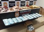 Polícia Civil apreende mais de R$ 400 mil em apartamento na Região Metropolitana Divulgação / Denarc/Polícia Civil/Denarc/Polícia Civil