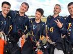 Paraquedista bate contra muro e morre durante treinamento no Aeroclube de Novo Hamburgo Reprodução / Instragam/Instragam