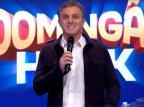 """""""Quase entrei no palco de cueca"""": veja como foi a estreia do """"Domingão com Huck"""" TV Globo / Reprodução/Reprodução"""
