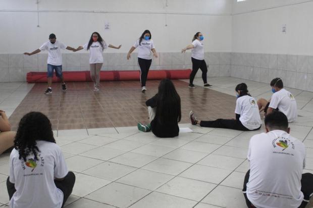 Em São Leopoldo, grupo oferece oficinas gratuitas de teatro Guilherme Santos / Divulgação/Divulgação