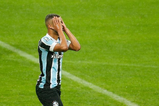 Guerrinha: o cenário que já era ruim ficou ainda pior para o Grêmio Marco Favero / Agencia RBS/Agencia RBS