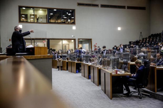 Vereadores aprovam por 23 votos a 13 projeto que autoriza desestatização da Carris Marco Favero / Agencia RBS/Agencia RBS
