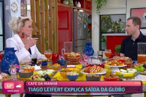 """Tiago Leifert explica decisão de deixar a Globo: """"Minha missão aqui está cumprida"""" Reprodução / Gshow/Gshow"""