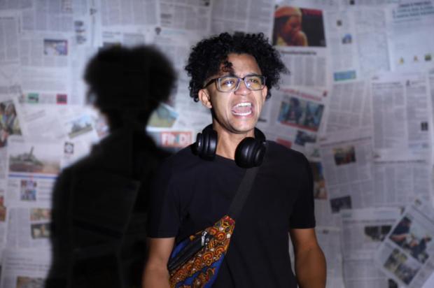 Pela importância do negro na nossa cultura: conheça o rapper Bruno Amaral Cristiano Oliveira / Divulgação/Divulgação
