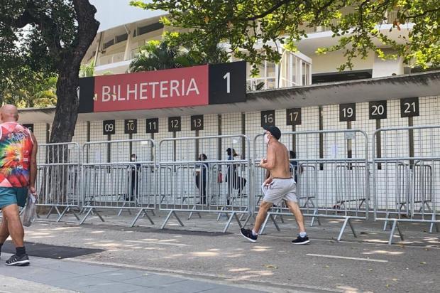 STJD mantém liminar que permite público nos jogos do Flamengo, e partidas contra o Grêmio terão torcedores Tatiana Campbell / Super Rádio Tupi / Divulgação/Super Rádio Tupi / Divulgação