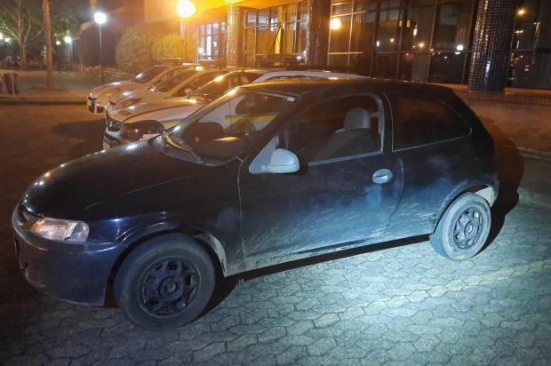 Presa quadrilha que praticava roubo a pedestres na zona sul de Porto Alegre Brigada Militar / Divulgação/Divulgação