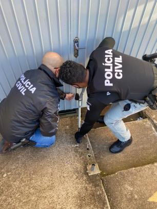 Criminosos simulavam consertos de aparelhos para cobrar valores superfaturados de companhia de energia elétrica Polícia Civil / Divulgação/Divulgação