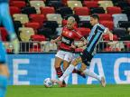 Guerrinha: mais uma vez, o Flamengo foi melhor do que o Grêmio Marcelo Cortes / Flamengo / Divulgação/Flamengo / Divulgação