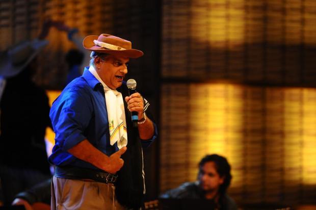 Cantor e compositor tradicionalista, Iedo Silva morre vítima da covid-19 Emílio Pedroso / Agencia RBS/Agencia RBS
