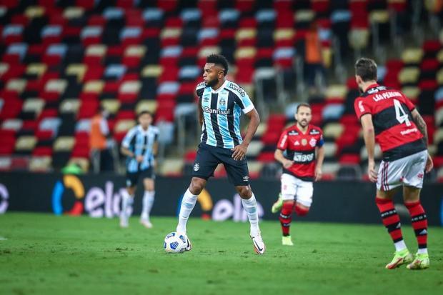 Guerrinha: a dificuldade que o Grêmio mostra a cada jogo Lucas Uebel / Grêmio, divulgação/Grêmio, divulgação