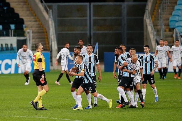 Cacalo: cada jogo será uma batalha para o Grêmio Mateus Bruxel / Agencia RBS/Agencia RBS