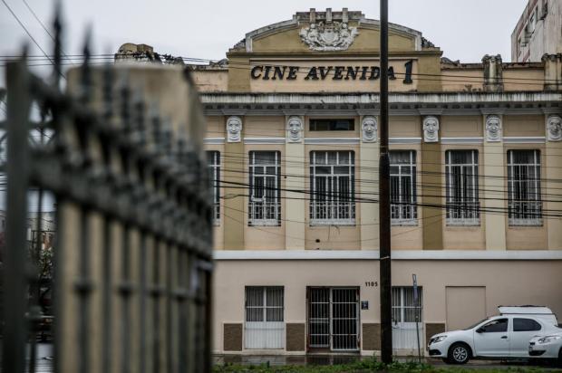 Prédio do antigo Cine Avenida é alugado pela prefeitura para abrigar secretaria Marco Favero / Agencia RBS/Agencia RBS