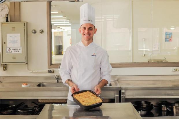 Lasanha de churrasco: confira a receita do chef Leonardo Anderson Dorneles / Faculdade Senac RS/Faculdade Senac RS