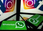 Apagão do WhatsApp desnorteou usuários e afetou negócios, mas pode servir de reflexão sobre papel do aplicativo na rotina LIONEL BONAVENTURE / AFP/AFP
