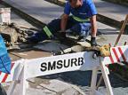 Calçadas do Centro Histórico começam a ser recuperadas Marcelo Noms / SMSURB PMPA/Divulgação/SMSURB PMPA/Divulgação