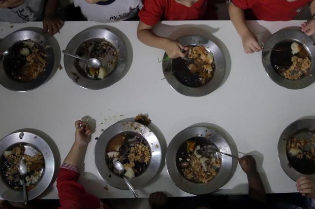Para celebrar seis anos de fundação, entidade quer arrecadar seis toneladas de alimentos Tadeu Vilani / Agencia RBS/Agencia RBS