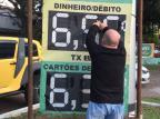 Postos de Porto Alegre reajustam em até R$ 0,20 o preço da gasolina Ronaldo Bernardi / Agencia RBS/Agencia RBS