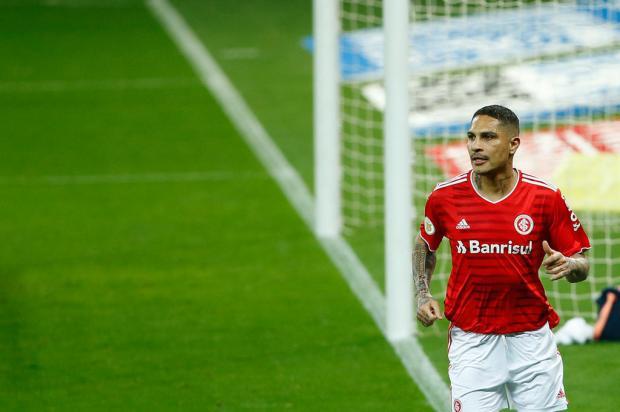 Luciano Périco: o futuro incerto de Guerrero no Inter Marco Favero / Agencia RBS/Agencia RBS