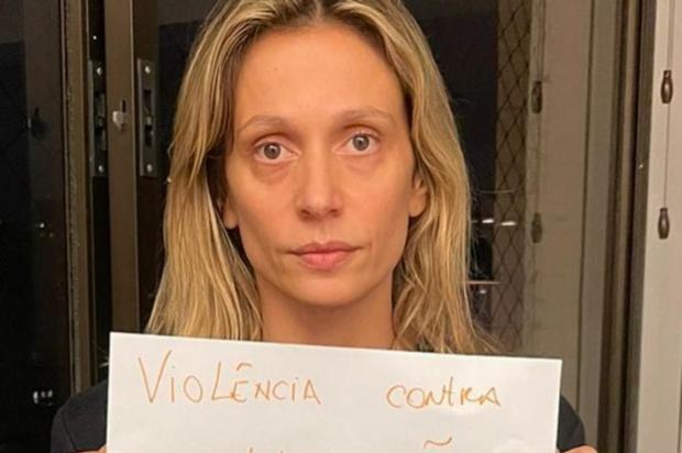 Luisa Mell pede prisão provisória do ex-marido com base na Lei Maria da Penha Instagram / Reprodução/Reprodução
