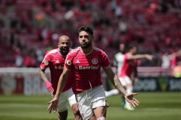 Guerrinha: vitória contra o América-MG é fundamental para o Inter na briga por vaga na Libertadores Mateus Bruxel / Agência RBS/Agência RBS
