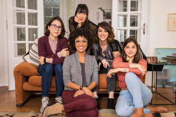 """Globo anuncia a exibição de """"As Five"""" na TV aberta VICTOR POLLAK / TV Globo/Divulgação/TV Globo/Divulgação"""