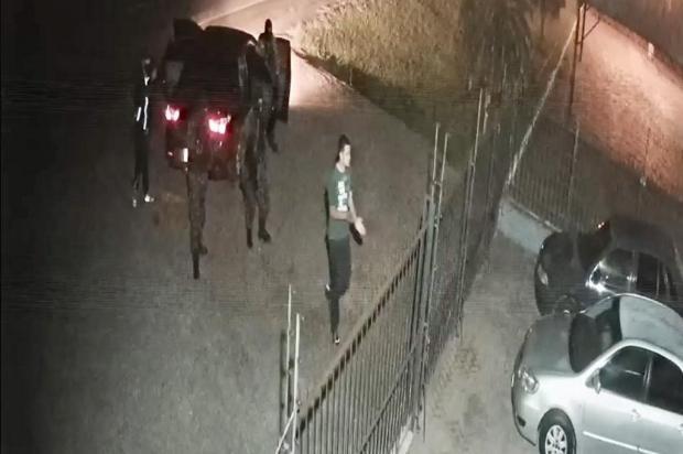 Polícia investiga execução de jovem na frente de revenda de veículos em Taquara Polícia Civil / Reprodução/Reprodução