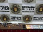 Homem morre após troca de tiros com policiais militares na zona sul de Porto Alegre Divulgação / 1ºBPM/1ºBPM