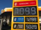 Após novo reajuste, litro da gasolina já passa de R$ 7 em postos de Porto Alegre Tiago Bitencourt / Agencia RBS/Agencia RBS