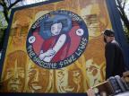 Esteio inaugura mural de 85m² reforçando importância da vacinação Mateus Bruxel / Agencia RBS/Agencia RBS