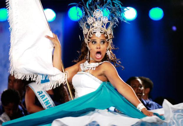 Bambas da Orgia celebra a dança no samba-enredo Luiz Armando Vaz/