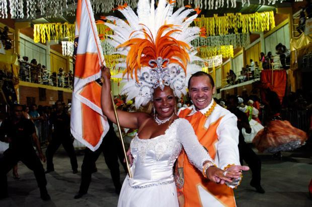 Imperatriz Dona Leopoldina aposta na superação para o Carnaval Luiz Armando Vaz/
