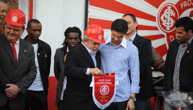 Lula promete inaugurar duplicação da BR-101 até o fim do ano Adriana Franciosi/