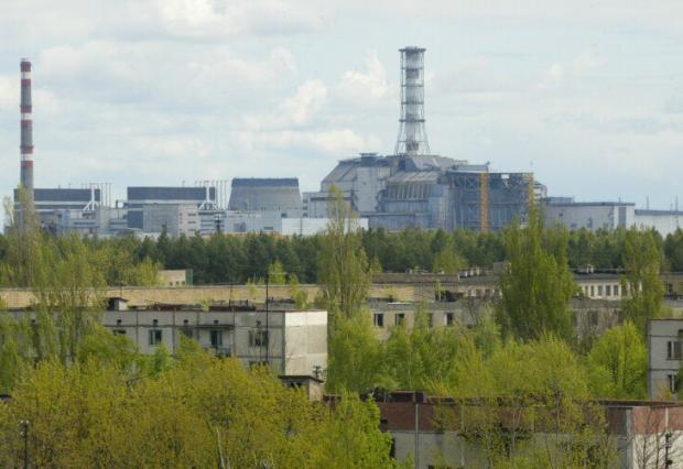 Palco do maior acidente nuclear da história, usina de Chernobyl será aberta a visitação Efrem Lukatsky, AP, BD, 10/05/2007/